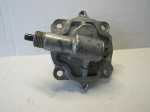 Porsche 356a Oil Pump Assembly With Cover And Tachometer Drive 356