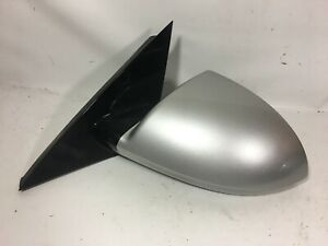 2006 2012 Chevrolet Impala Driver Left Mirror Power Silver