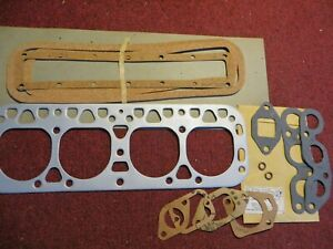 Nos International 4 Tractor 300 350 Mccormick deering 300 350 Head Gasket Set