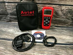 Autel Maxidiag Us703 Diagnostic Scan Tool Like New Pps 8454