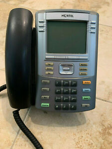 Lot Of 10 Nortel 1140e Digital Ip Voip Phones Ntys05 Bases handsets