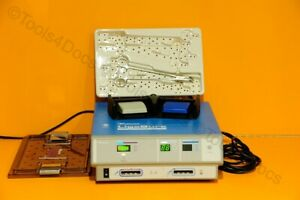 Valleylab Ligasure Generator Console With Foot switch And Reusable Hand piece