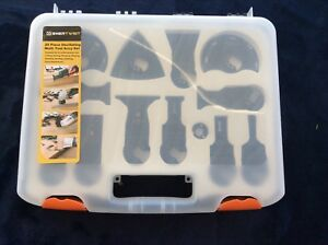 Enertwist 25 Oscillating Multitool Saw Blades For Metal wood grout Cutting