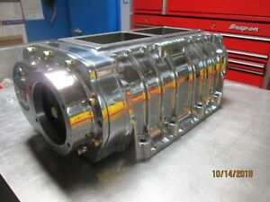 New Mooneyham Polished 8 71 Street Blower Gas Hemi 426 392 354 454 350 Chevy 327