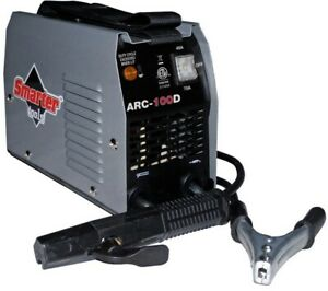 Smarter Tools Stick Welder 100 Amp Two stage Switch Thermal Overload Protection