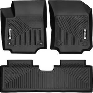 Oedro Floor Mats Compatible For 2018 2020 Chevrolet Equinox Tpe Full Set Liners