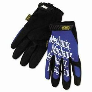 Mechanix Wear The Original Work Gloves Blue black Extra Large mnxmg03011
