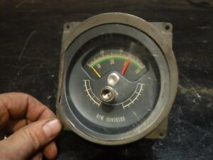 Factory 64 Pontiac Lemans Gto Tach Tachometer From Rally Dash Gauge Package