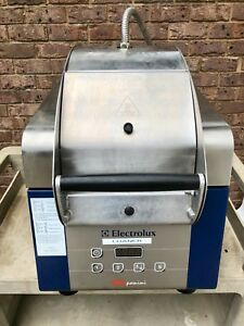 Electrolux Hsppan 208v High Speed Microwave Infrared Panini Sandwich Press Grill
