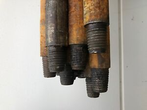 Hdd Drill Pipes For Vermeer 20x22 Used bundle 5 Rods Fsi Compatible