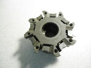 Lovejoy Tool 4 Milling Head Cutter Face Mill
