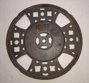 Antique Moor S Oven Cast Iron Burner Cover