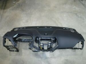 2014 15 16 17 Jeep Cherokee Dash Dashboard Black W Airbag Oem D