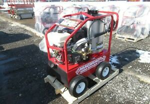 2019 Easy Kleen Magnum Gold 4000 Power Hot Water Pressure Washer Diesel Burner