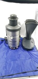 Robot Coupe J 100 Ultra Automatic Juicer Needs New Strainer
