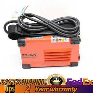 Portable Mini Handheld Electric Welding Machine Inverter Arc Welding Machine Set