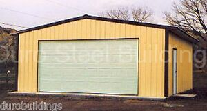 Durobeam Steel 36x45x10 Metal Building Residential Home Shop Structures Direct