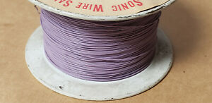 Thermax 30 mt 130 7 30awg Purple Wire full Large Spool