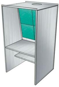 Bench Style Paint Booth Pbbs474 Free Shipping