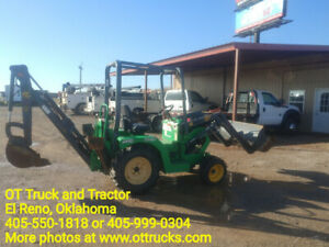 2014 Termite T5c Small Mini Backhoe Loader 650hrs Used