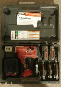Rp210 1 2 1 1 4 Propess Gun W Batteries And Charger