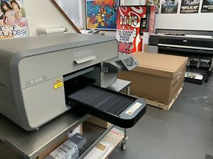 Ricoh Ri 3000 Dtg Direct To Garment T Shirt Tee Printer New Made In Usa