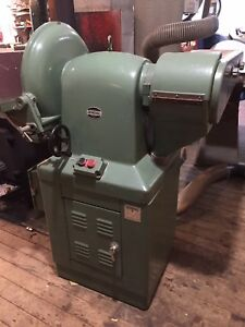 General Disc-Belt Sander Model 100-5 (Made in Canada) Used Excellent Condition.
