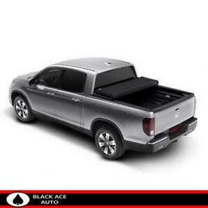 Extang Solid Fold 2 0 Tri fold Tonneau Cover For Honda Ridgeline 5 Bed 2006 14