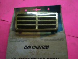 Vintage Cal Custom Brake Pedal Automatic Transmission Gm Ford