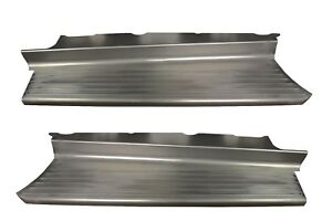 1942 1946 1947 Ford Pickup Truck 1 2 Ton Steel Ribbed Running Board Set