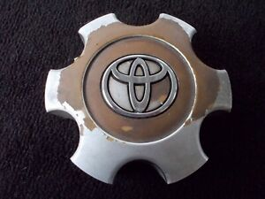 2003 2004 2005 2006 2007 Toyota Sequoia Tundra Silver Wheel Center Cap