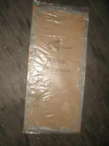 Massey Oliver White Tractor Nos Oil Pan Gasket Part 733800m1