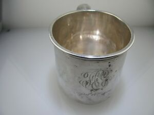 Sterling Silver Cup Smith Patterson Co