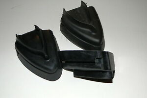 1967 1968 Cougar Rear Bumper Fillers Pair New Reproduction Intro Price