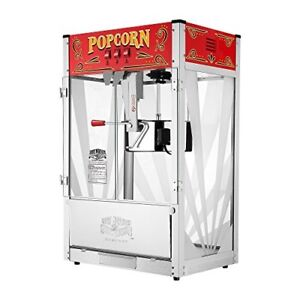 Great Northern Popcorn Machine Heavy Duty Stainless Steel 16 Ounce Kettle New
