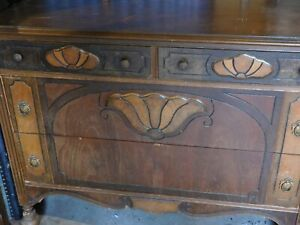 Antique Dresser Set 1900 S
