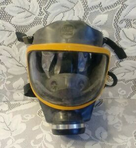 Msa Confo Classic 471230 Ultravue Large Exhalation Full Gas Mask Air Purifying