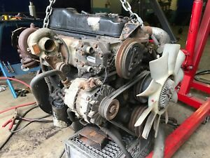 Mitsubishi 4d34 1at3 Diesel Engine From Fuso Cab Over Truck