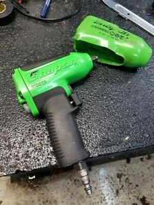 Snap On Tools Mg325 3 8 Drive Pneumatic Air Impact Wrench Green