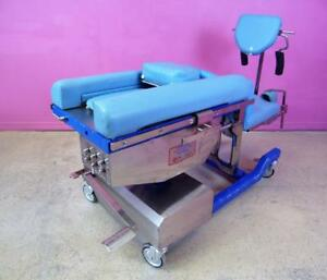 Andrews Sst 3000 Osi Medical Orthopedic Spinal Surgery Table System