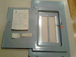 Crouse Hinds Load Center Cover 20 Space