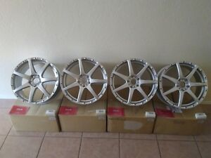 Mazdaspeed 18 Inch Rays Wheels rims Mazda mazdaspeed Oem Brand New Set