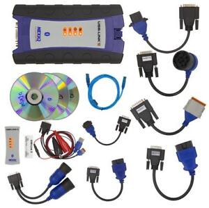Nexiq 2 Usb Link Diesel Truck Interface With Software Heavy Duty Diagnostic Tool