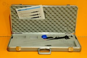 Karl Storz 11264bbu1 Hysteroscope With Leak Tester And Eto Cap In A Case