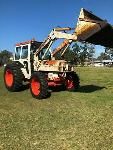 Case 995 4x4 65hp Tractor Loader