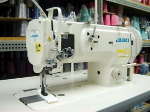 Juki Dnu 1541s Leather And Upholstery Sewing Machine Head Only