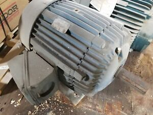Us Motors 75hp 365t 3 Phase 1770rpm Electric Motor