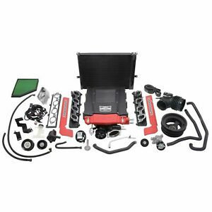 Edelbrock 1558 E Force Stage 1 Street Systems Supercharger Fits 16 Camaro