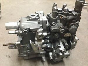 Yanmar Fuel Injection Pump 729685 51330 D007 20111129