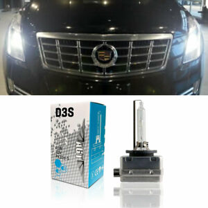 Hid Xenon Factory Headlight Bulbs For Cadillac Xts 2013 To 2017 High And Low Set